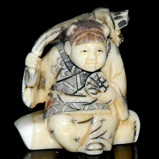 Hand Craft Carved Ox Bone Netsuke Carving Man Figurine Aca0080 14 99 Netsuke Akoya Pearl Erotic Netsuke Wood Netsuke Packaging Supplies Shipping And Retun Shopping Online At Look Sea