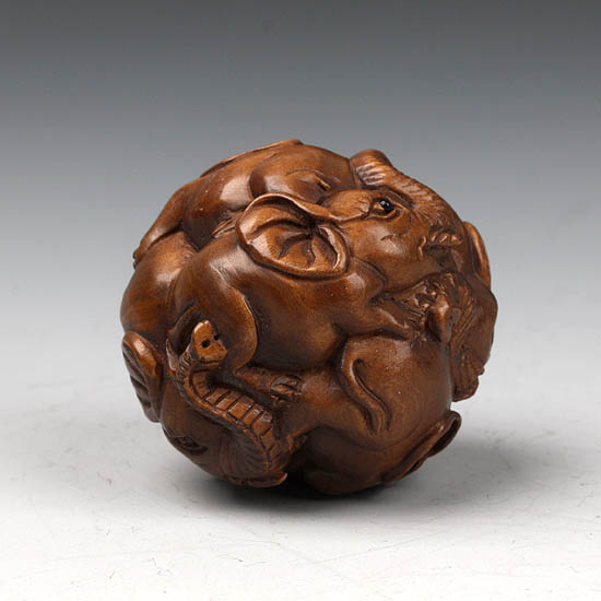 Netsuke deals on blocks
